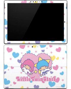 Little Twin Stars Hearts Surface Pro (2017) Skin