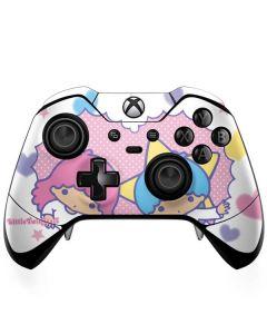 Little Twin Stars Hearts Xbox One Elite Controller Skin