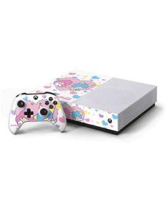 Little Twin Stars Hearts Xbox One S All-Digital Edition Bundle Skin