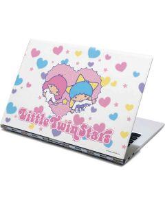 Little Twin Stars Hearts Yoga 910 2-in-1 14in Touch-Screen Skin