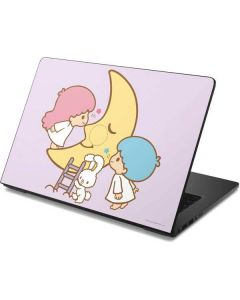 Little Twin Stars Moon Dell Chromebook Skin