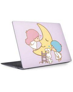 Little Twin Stars Moon Surface Laptop 2 Skin