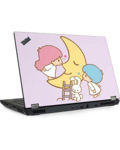 Little Twin Stars Moon Lenovo ThinkPad Skin