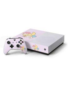 Little Twin Stars Moon Xbox One S All-Digital Edition Bundle Skin