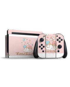 Little Twin Stars Nintendo Switch Bundle Skin