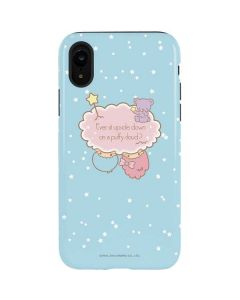 Little Twin Stars Puffy Cloud iPhone XR Pro Case