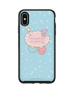 Little Twin Stars Puffy Cloud Otterbox Symmetry iPhone Skin
