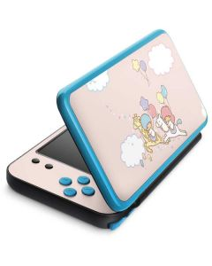 Little Twin Stars Riding 2DS XL (2017) Skin