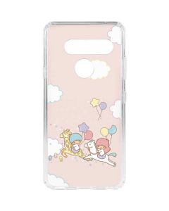 Little Twin Stars Riding LG V40 ThinQ Clear Case