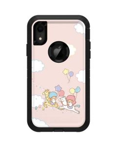 Little Twin Stars Riding Otterbox Defender iPhone Skin