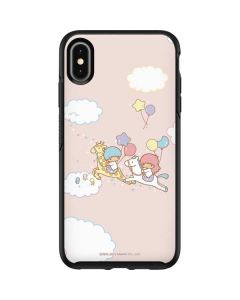 Little Twin Stars Riding Otterbox Symmetry iPhone Skin