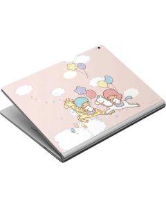 Little Twin Stars Riding Surface Book Skin
