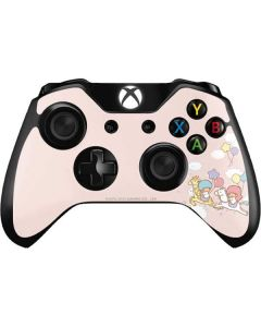 Little Twin Stars Riding Xbox One Controller Skin