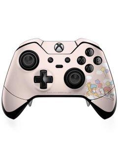 Little Twin Stars Riding Xbox One Elite Controller Skin