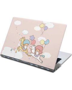 Little Twin Stars Riding Yoga 910 2-in-1 14in Touch-Screen Skin