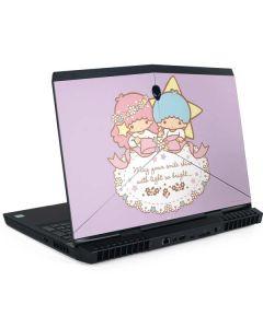 Little Twin Stars Shine Dell Alienware Skin