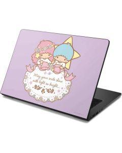 Little Twin Stars Shine Dell Chromebook Skin