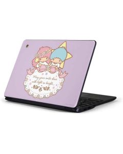 Little Twin Stars Shine Samsung Chromebook Skin