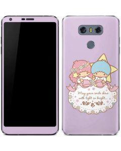 Little Twin Stars Shine LG G6 Skin