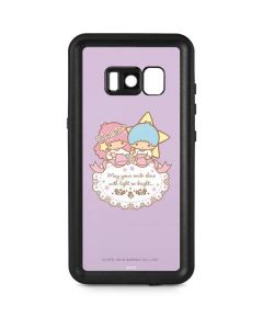 Little Twin Stars Shine Galaxy S8 Plus Waterproof Case