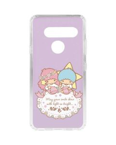 Little Twin Stars Shine LG V40 ThinQ Clear Case