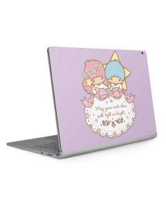 Little Twin Stars Shine Surface Book 2 13.5in Skin
