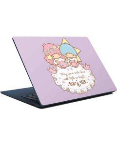 Little Twin Stars Shine Surface Laptop Skin