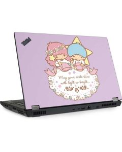 Little Twin Stars Shine Lenovo ThinkPad Skin