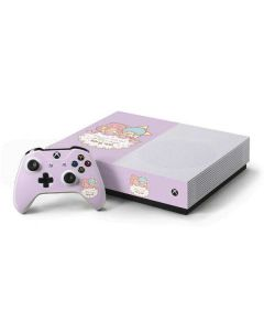 Little Twin Stars Shine Xbox One S All-Digital Edition Bundle Skin