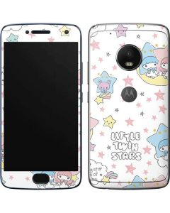 Little Twin Stars Shooting Star Moto G5 Plus Skin