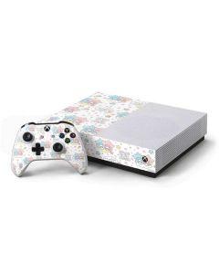 Little Twin Stars Shooting Star Xbox One S All-Digital Edition Bundle Skin
