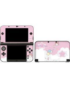Little Twin Stars Wish Upon A Star 3DS XL 2015 Skin