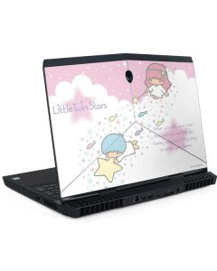 Little Twin Stars Wish Upon A Star Dell Alienware Skin