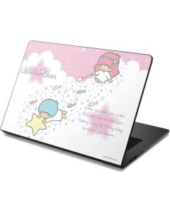 Little Twin Stars Wish Upon A Star Dell Chromebook Skin