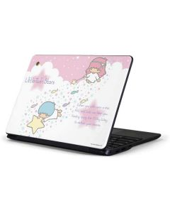 Little Twin Stars Wish Upon A Star Samsung Chromebook Skin