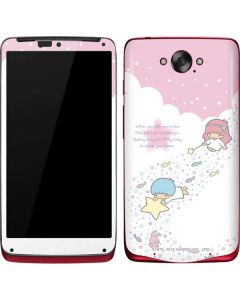 Little Twin Stars Wish Upon A Star Motorola Droid Skin