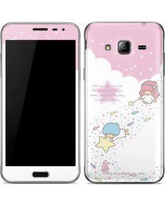 Little Twin Stars Wish Upon A Star Galaxy J3 Skin