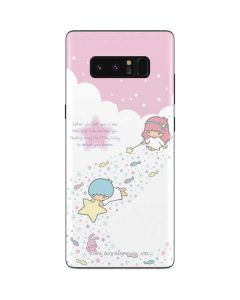 Little Twin Stars Wish Upon A Star Galaxy Note 8 Skin