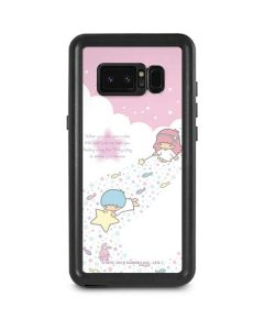 Little Twin Stars Wish Upon A Star Galaxy Note 8 Waterproof Case