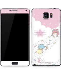 Little Twin Stars Wish Upon A Star Galaxy Note5 Skin
