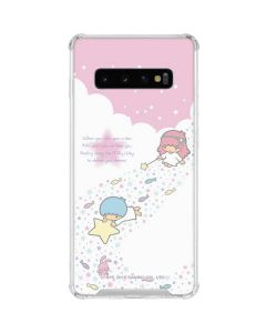 Little Twin Stars Wish Upon A Star Galaxy S10 Clear Case
