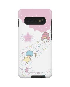 Little Twin Stars Wish Upon A Star Galaxy S10 Plus Pro Case