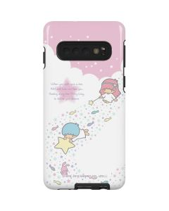 Little Twin Stars Wish Upon A Star Galaxy S10 Pro Case