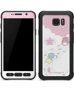 Little Twin Stars Wish Upon A Star Galaxy S7 Active Skin
