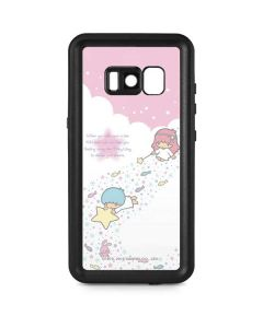 Little Twin Stars Wish Upon A Star Galaxy S8 Plus Waterproof Case