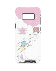 Little Twin Stars Wish Upon A Star Galaxy S8 Pro Case