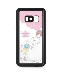 Little Twin Stars Wish Upon A Star Galaxy S8 Waterproof Case