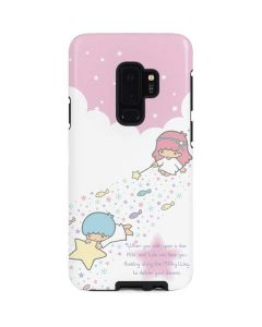 Little Twin Stars Wish Upon A Star Galaxy S9 Plus Pro Case