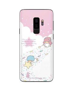 Little Twin Stars Wish Upon A Star Galaxy S9 Plus Skin