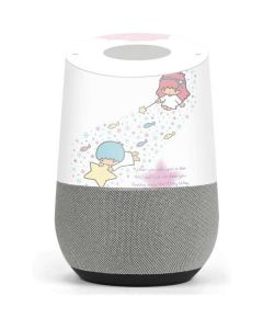 Little Twin Stars Wish Upon A Star Google Home Skin
